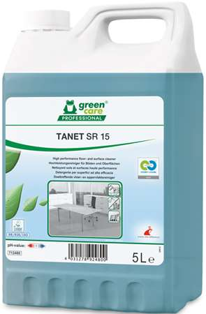 Gamme C To C GREEN CARE TANET SR15 NETT SOLS SURFACE 5L