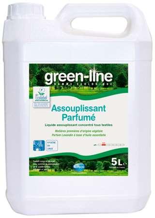 GREEN-LINE ASSOUPLISSANT PARFUME ECOCERT 5L