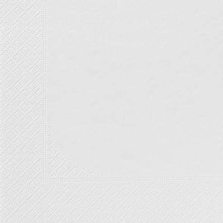 SERVIETTE OUATE NATURE 29x29cm 1F BLANCHE ECO EU x 3200
