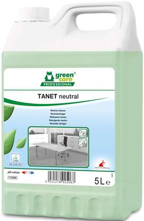 GREEN CARE TANET NEUTRAL NETTOYANT MULTI USAGE (n°1) 5L
