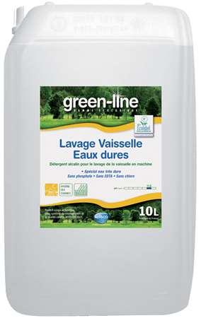 GREEN-LINE LAVAGE VAISSELLE EAU DURE (X'Food 884) 10L