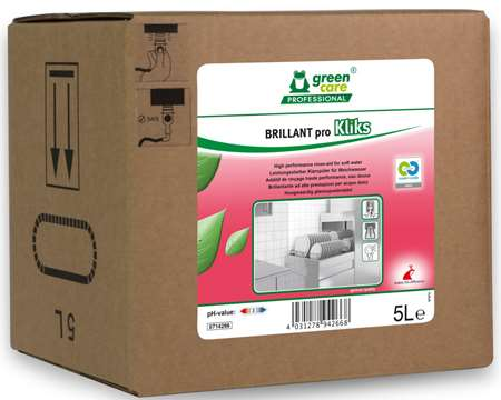 Gamme C To C GREEN CARE BRILLANT Prokliks RINCAGE E.DOUCE 5L
