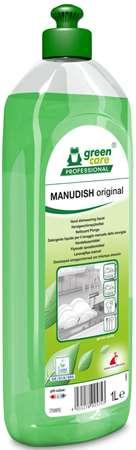 GREEN CARE MANUDISH ORIGINAL DETERGENT VAISSELLE MAIN 1L x10