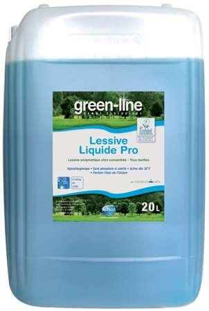 GREEN-LINE LESSIVE LIQUIDE LINGE 20L