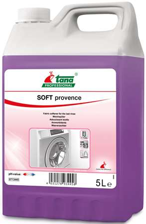SOFT PROVENCE (eclat souplesse lavande) 5L