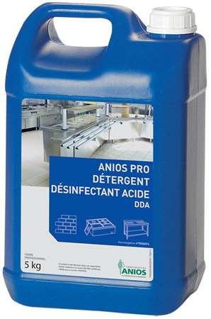 ANIOS DETERGACID (DDA) 5L