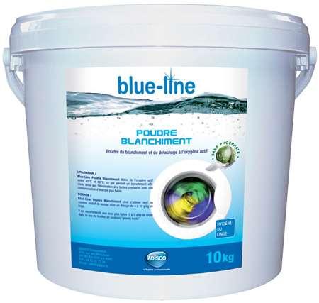 BLUE-LINE POUDRE DE BLANCHIMENT (hyperblan) 10kg