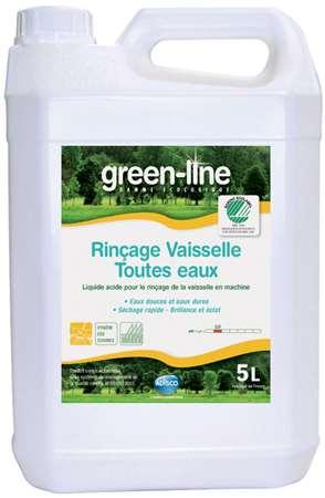 GREEN-LINE RINCAGE TOUTES EAUX (X'Food 870) 5L