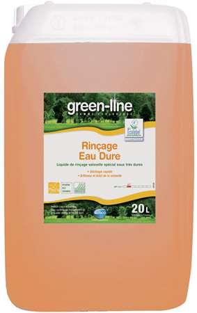 GREEN-LINE RINCAGE EAU DURE (X'Food 873) 20L