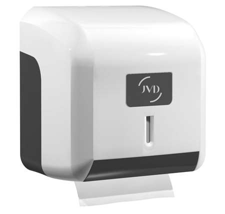DISTRIBUTEUR PAPIER TOILETTE MIXTE MINI ABS (2pq ou 1rlx)