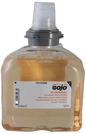 GOJO TFX MILD ANTIMICROBIAL MOUSSE MAINS 1200ml x 2