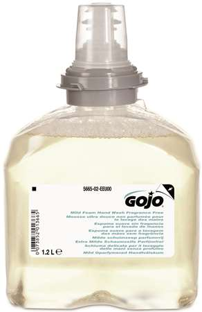 GOJO TFX MILD FOAM MOUSSE ULTRA DOUCE ECO EU 1200ml x 2