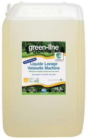 GREEN-LINE LIQUIDE LAVAGE VAISSELLE MACHINE 10,5L