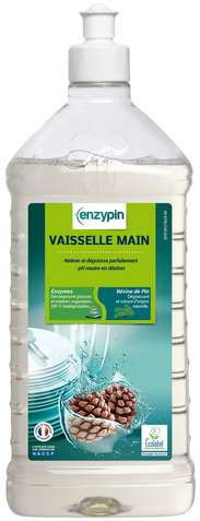 ENZYPIN VAISSELLE MAIN 1L x 6