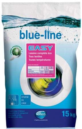 BLUE-LINE EASY LESSIVE TOUS TEXTILES (x'cler lezi) 15kg